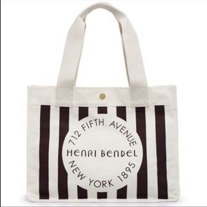 Henri Bendel Limited Edition Tote Bag